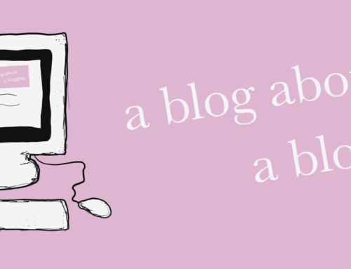 The power of the blog post