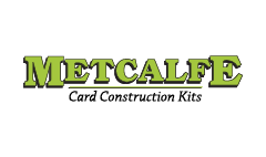 Metcalfe models green logo