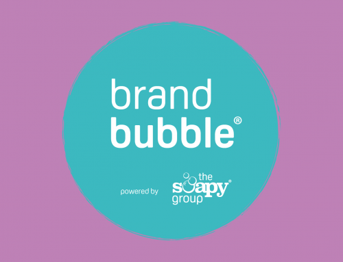 Brand Bubble has landed!