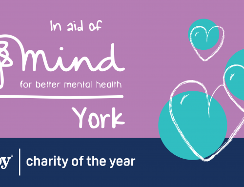 Our Charity of the Year! York Mind