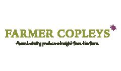 farmer Copley's logo