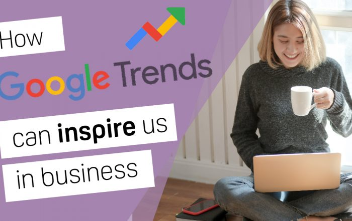 How google trends can inspire us